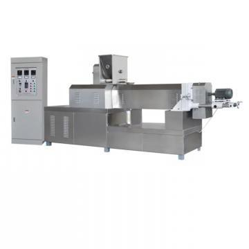 Automatic Puffed Rice Cake Making Snack Food Extruder Snack Food Making Puffed Rice Popcorn Machine