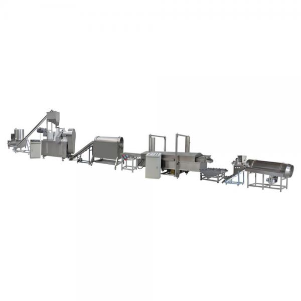Cereal Corn Flakes Processing Machine