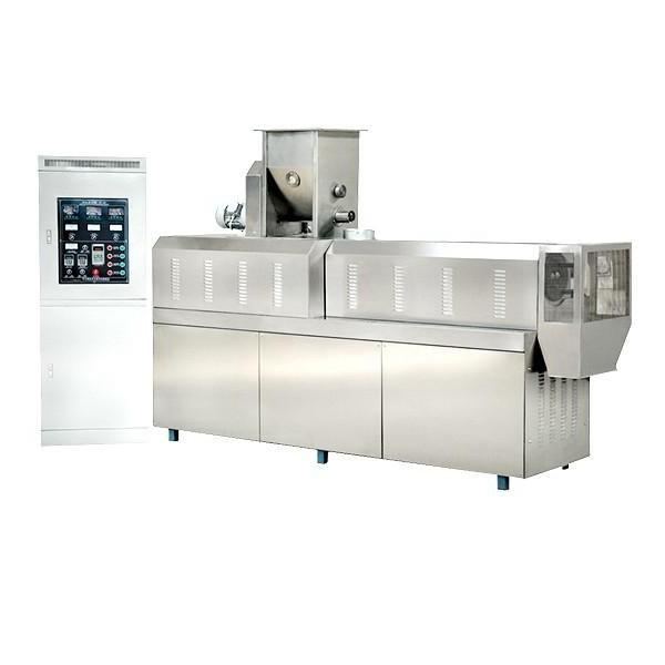 Good Quality Instant Frozen French Fries Making Machine