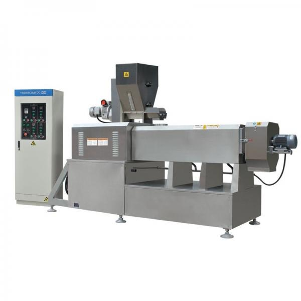 Instant Crunchy Breakfast Cereals Snacks Food Making Machinery