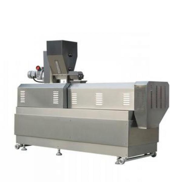 Automatic Puffed Rice Making Machine/Artificial Rice Plant