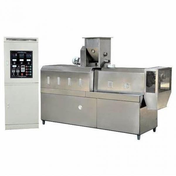 Microwave Fast Food Nutritious Meal Heating Sterilizing Machine