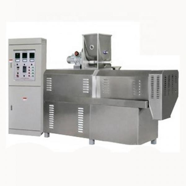 SS304 Tenebrio Mealworm Insect Microwave Drying Sterilization Machine with Factory Price
