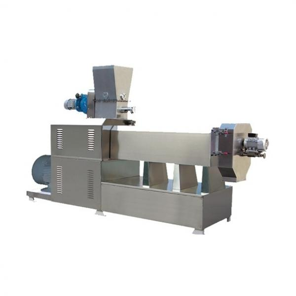 Automatic and Industrial Microwave Cat Litter Drying Machine for Business with Lower Price