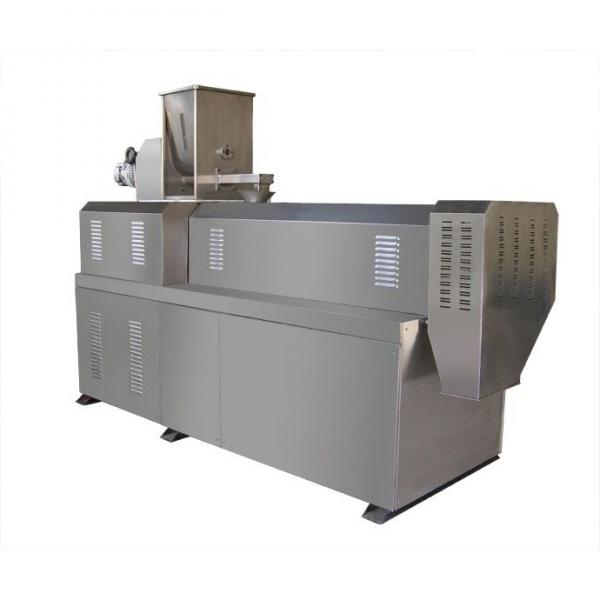Modified Corn Starch Processing Machines Extruded Equipment Production Plant